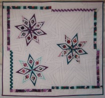 Star Spangled-Quilt Con Entry