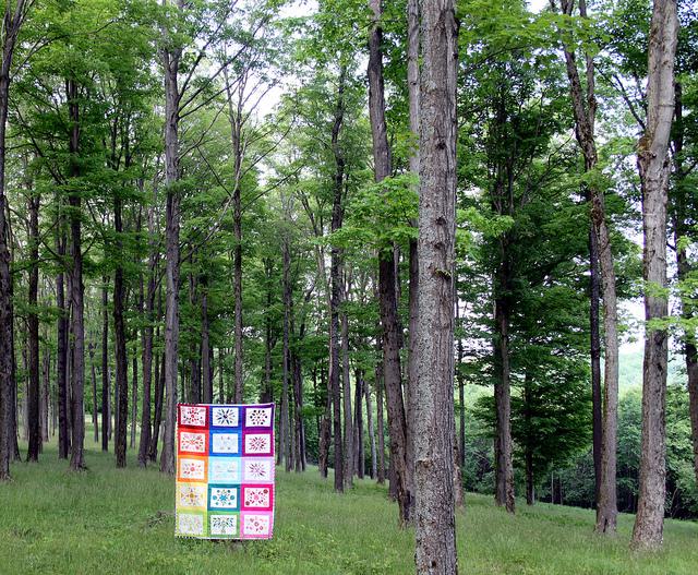 Maureen Cracknell Handmade, Bottled Rainbows