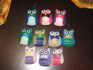 A single order of owls