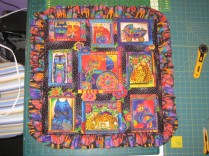 The Laurel Burch Pillow Cover