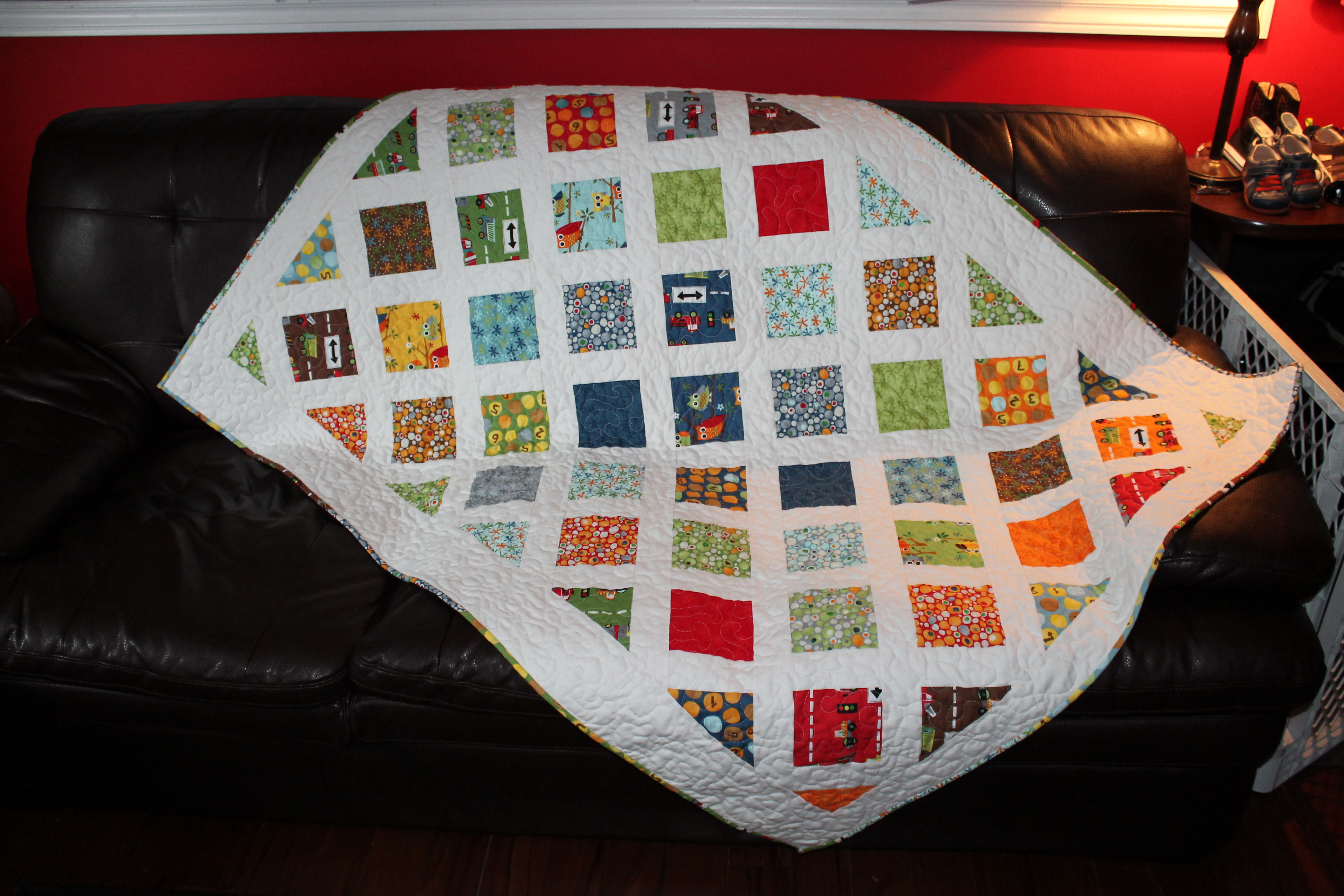 Easy Charm Pack Quilt Tutorial Stacey In Stitches