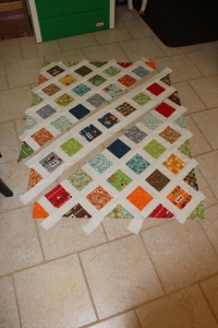 Ten Little Things Quilt Tutorial 029