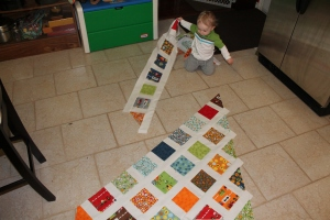 Ten Little Things Quilt Tutorial 031