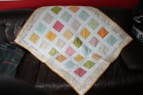 Sweetwater Baby Quilt