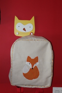 Foxy Toddler Backpack