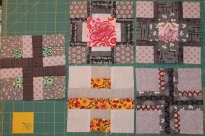 Blocks 1-5