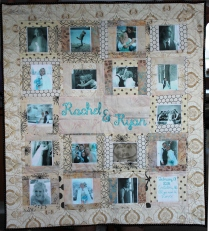 Photo Album Wallhanging