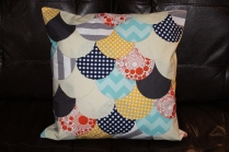 Riley Blake Challenge Pillow