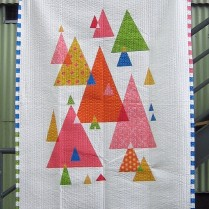 Little Cabin by Lily Ashbury Designs Sewn by Stacey Day