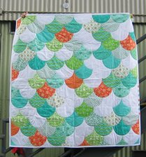 Dewdrop Quilt by Lily Ashbury