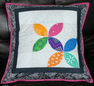 PLayful Petals Pillow 009