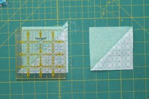 Trim squares