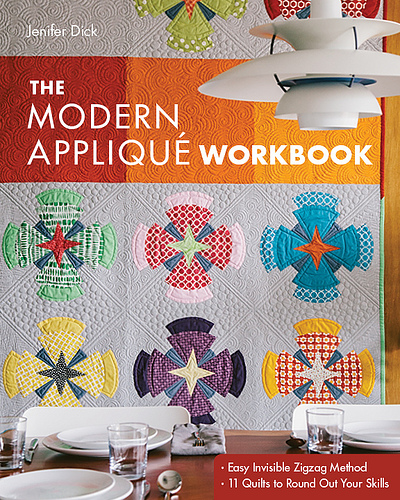 book review the modern applique workbook stacey in stitches. Black Bedroom Furniture Sets. Home Design Ideas