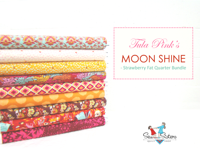 Blogathon Giveaway Moon Shine in Strawberry
