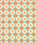 Rainbow Bouquet Quilt