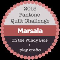 Marsala button