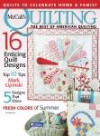Covergirl! Rose Medallion quilt pattern