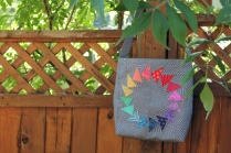 Easy Market Tote- Tula PInk True Colors