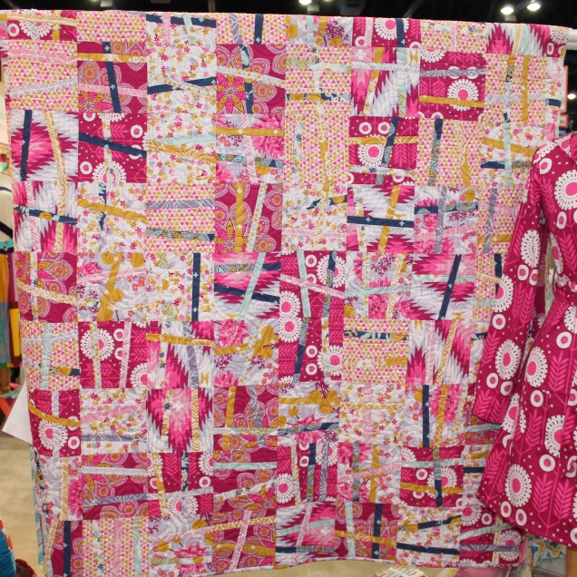 Cross Country Quilt-Featuring the Wander Collection
