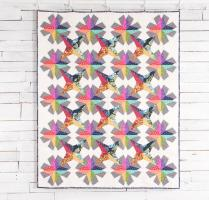 Spectrum Stars Quilt Kit- Craftsy