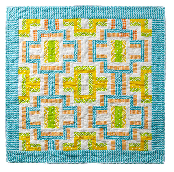 Used with permission from American Patchwork & Quilting® magazine. ©2016 Meredith Corporation. All rights reserved.