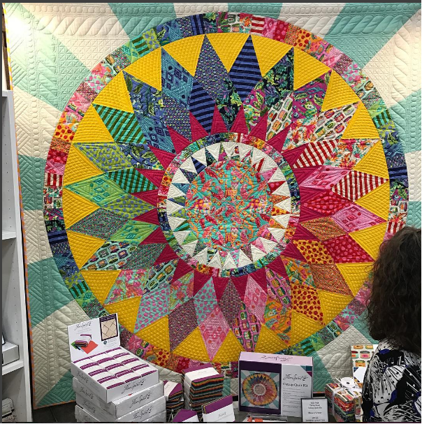 Teh Catnip Quilt- Image from @tulapink