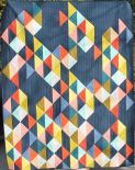 Night Lights - American Quilter Magazine May 2017